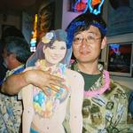 Hula Girl and Nobuyoshi
